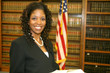 Young African American Lawyer