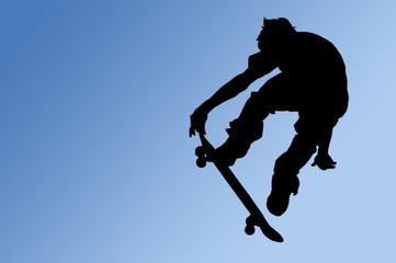 The Skateboard Rider