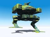 robot transformer poster