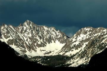 Gore Mountain Range