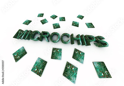 Microchips Word 4