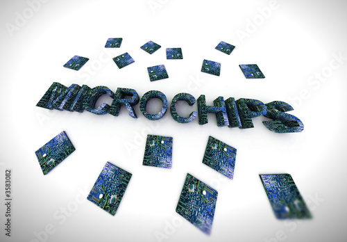 Microchips Word 33