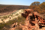 Murchison Gorge in Westaustralien Australien_07_1204 poster