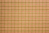Gold Plaid Background  poster