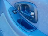 Door and window mechanisms, interior of automobile poster