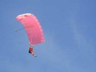 Pink Parachute