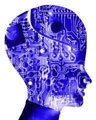 Computer Head 33