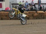 moto cross trick poster