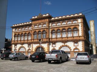 Zollgebäude Manaus, erbaut 1906