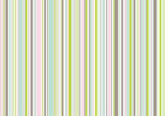 retro pastel pink garden stripes