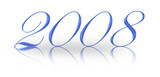 Blue 2008 script poster