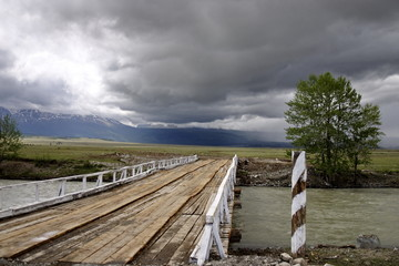 Tchuysky bridge