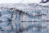 Johns Hopkins Glacier in Glacier Bay poster