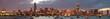 chicago skyline et bateaux sur le lac Michigan