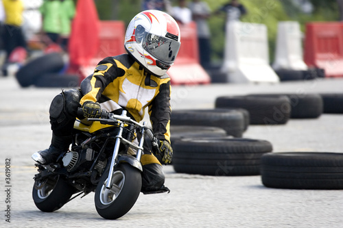 Pocket Bike Race - 3619082