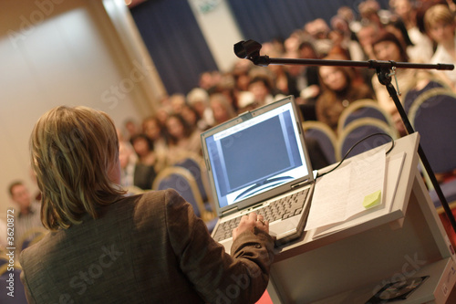 Lecture at Convention