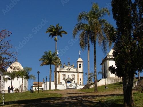 Basílica do Senhor Bom Jesus de Matosinhos - Congonhas, MG