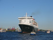 Queen Mary 2 in Hamburg(1)