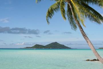Lagon de Bora Bora