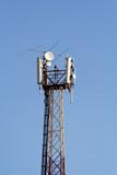 Communication antenna. poster