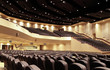 Leinwanddruck Bild - Auditorium Interior