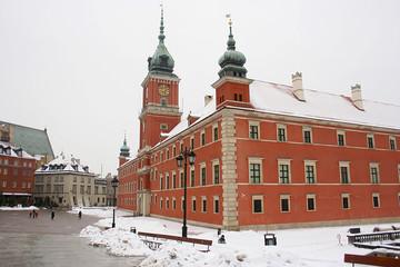 Winter Warsaw