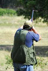 Shooter training - shotgun events - trap