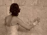 coiffure mariée poster