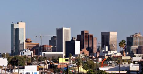 Skyscrapers in Downtown of Phoenix, AZ