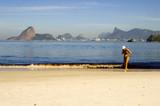 sight of Rio De Janeiro, seen of Niterói poster