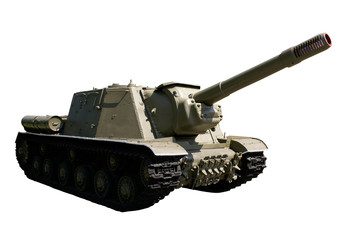The heavy tank