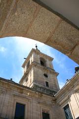 torre en el Monasterio del Escorial