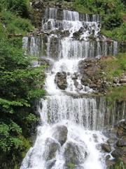 Wasserfall bei Näfels Schweiz