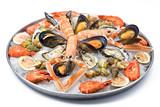 Fototapety Fresh seafood