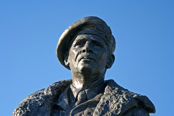 general montgomery statue