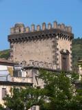 Randazzo castello torre museo poster