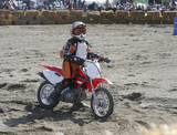 moto cross youngster poster