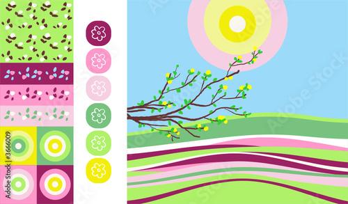 spring land