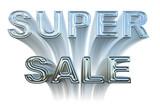 Super Sale Chrome poster