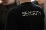 secutiry label on a t-shirt