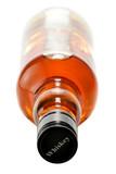 Whiskey bottle, focus on the bottle neck poster
