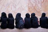iranian schoolgirls poster