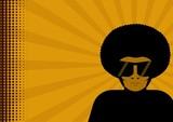 afro club mann poster
