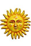 Sun - Ceramic poster