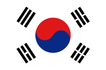 Flag - South Korea