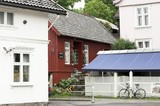 Small Norwegian town. poster