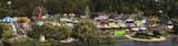 carnival panorama poster