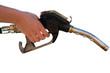 Zapfpistole freigestellt