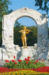 Strauss Denkmal Wien