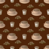 coffee repeat poster